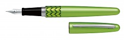 Pero plnicí PILOT Middle Range Retro Pop Collection světle zelené + dárková krabička a taška