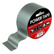 Páska lepicí textilní extrapevná POWER TAPE 48mm x 10m stříbrná