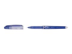 Roller gel. Pilot Frixion Point modrý jehličkový hrot F