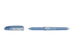 Roller gel. Pilot Frixion Point světle modrý jehličkový hrot F