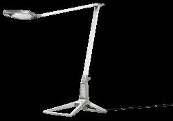 Lampa stolní Leitz Style LED Arkticky bílá