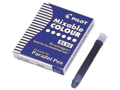 Náplň do plnicích per Pilot Parallel Pen IC-P3-S6 modrá