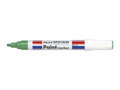 Popisovač lakový Pilot Paint Marker 2,0 mm zelený