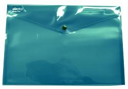 Kapsa s patentkou Electra A4 zelená