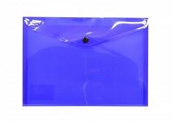 Kapsa s patentkou Electra A5 tmavě modrá