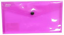 Kapsa s patentkou Electra DL růžová