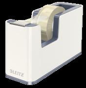 Odvíječ lepicí pásky LEITZ WOW s páskou šedo-bílý