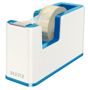 Odvíječ lepicí pásky LEITZ WOW s páskou modro-bílý