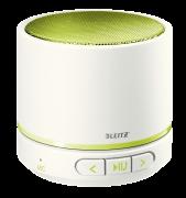 Přenosný mini Bluetooth reproduktor s mikrofonem Leitz WOW zeleno-bílý