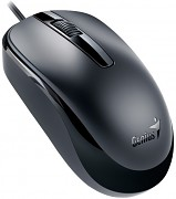 Myš PC Genius DX-120 optická drátová černá