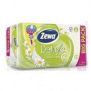 Toaletní papír Zewa Deluxe 16 rolí 3-vrstvý různé barvy (druhy)