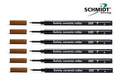Náplň do keramických per SCHMIDT®  888 F modrá - 1 ks