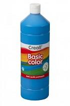 Temperová barva CREALL školní 1000ml modrá