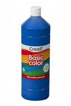 Temperová barva CREALL školní 1000ml tmavě modrá