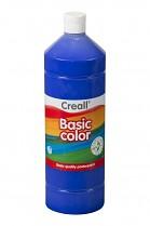 Temperová barva CREALL školní 1000ml námořnická modrá