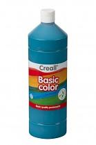 Temperová barva CREALL školní 1000ml aquqmarín