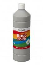 Temperová barva CREALL školní 1000ml šedá