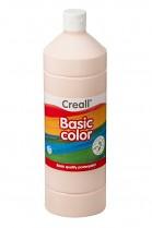 Temperová barva CREALL školní 1000ml tělová