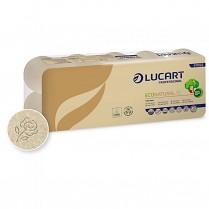 Toaletní papír Lucart ECO NATURAL 2-vrstvý 10 rolí
