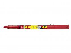 Roller ink. Pilot Hi-Tecpoint V5 Grip 0,5 mm červená LIMITOVANÁ EDICE MIKA  AKCE!!!