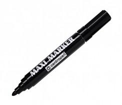Popisovač perm. Centropen MaxiMarker 8936 6,5 mm kulatý hrot černý
