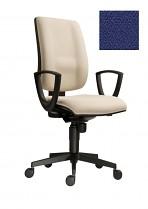 Židle kancelářská 1380 SYN Flute + područky BR 29 Termín dodání: 10 dní BN23