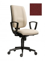 Židle kancelářská 1380 SYN Flute + područky BR 29 Termín dodání: 10 dní BN22