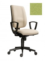 Židle kancelářská 1380 SYN Flute + područky BR 29 Termín dodání: 10 dní BN17