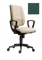 Židle kancelářská 1380 SYN Flute + područky BR 29 Termín dodání: 10 dní BN15
