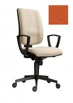 Židle kancelářská 1380 SYN Flute + područky BR 29 Termín dodání: 10 dní BN19
