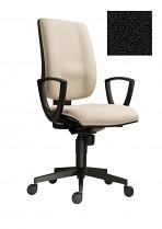 Židle kancelářská 1380 SYN Flute + područky BR 29 Termín dodání: 10 dní BN7