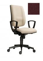 Židle kancelářská 1380 SYN Flute + područky BR 29 Termín dodání: 10 dní BN16