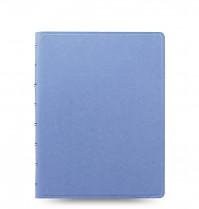 Poznámkový blok FILOFAX NOTEBOOK SAFFIANO A5 modrá
