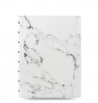 Poznámkový blok FILOFAX NOTEBOOK ARCHITEXTURE  MARBLE A5
