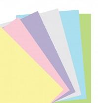 Poznámkový blok FILOFAX NOTEBOOK A7 kapesní náhradní listy pastelové čisté