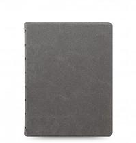 Poznámkový blok FILOFAX NOTEBOOK ARCHITEXTURE A5 Concrete