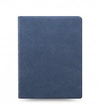 Poznámkový blok FILOFAX NOTEBOOK ARCHITEXTURE A5 Blue Suede