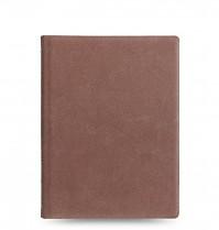 Poznámkový blok FILOFAX NOTEBOOK ARCHITEXTURE A5 Terracotta
