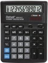 Kalkulačka Rebell BDC412 BX