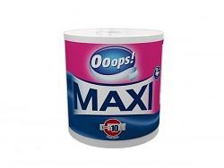 Utěrka kuchyňská velký návin 500 útržků Ooops MAXI