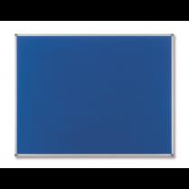 Textilní nástěnka Nobo Classic Modrá