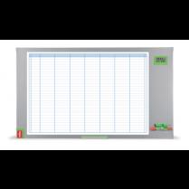 Týdenní magnetická plánovací tabule Nobo PLUS