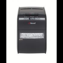 Skartovačka s křížovým řezem Rexel Auto+ 90X Černá