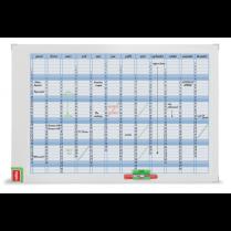 Týdenní magnetická plánovací tabule Nobo