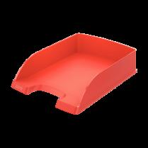 Odkladač Leitz Standard Plus Světle červená