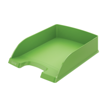 Odkladač Leitz Standard Plus Světle zelená