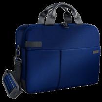 """Taška na notebook 15,6"""" Leitz Complete Titanově modrá"""