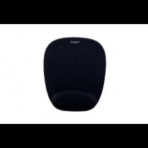 Pěnová podložka pod myš s opěrkou zápěstí Foam, černá