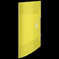 Desky na spisy Esselte Colour'Ice Žlutá