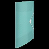 Desky na spisy Esselte Colour'Ice Modrá